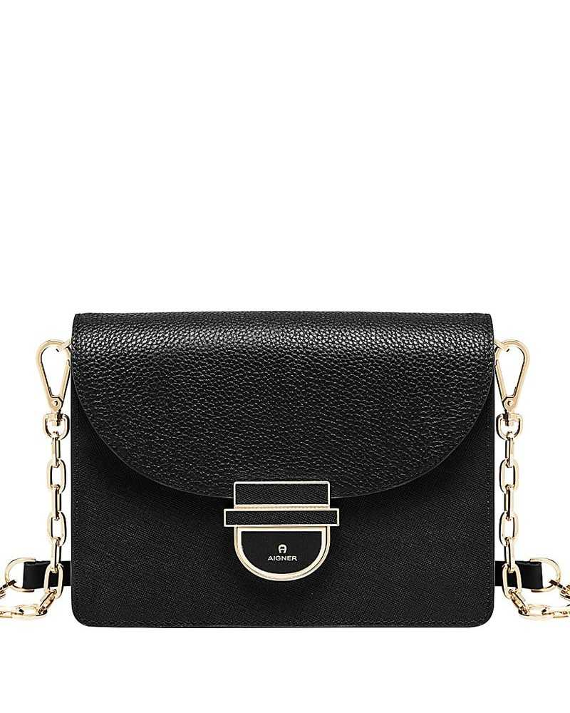 AIGNER Cosima S shoulder bag bag black 132115