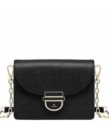 AIGNER Cosima S shoulder bag black 132115