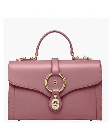 AIGNER Fiorentina S handbag with shoulder strap mauve 133671