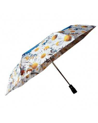 Moschino Boutique umbrella blue print jeans openclose 7026