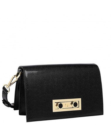 AIGNER Siena S cross body bag black 132140 حقيبة ايجنر