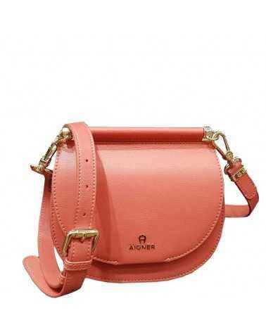 AIGNER Diane mini crossbody bag rose 135366 حقيبة ايجنر