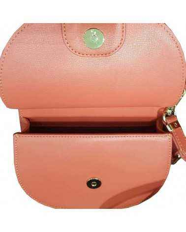 AIGNER Diane mini crossbody bag rose 135366