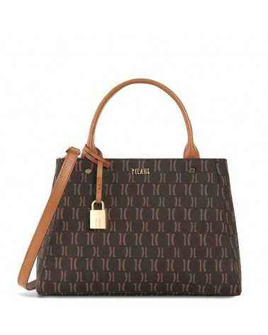 Alviero Martini 1 Classe handbag Monogram brown B007